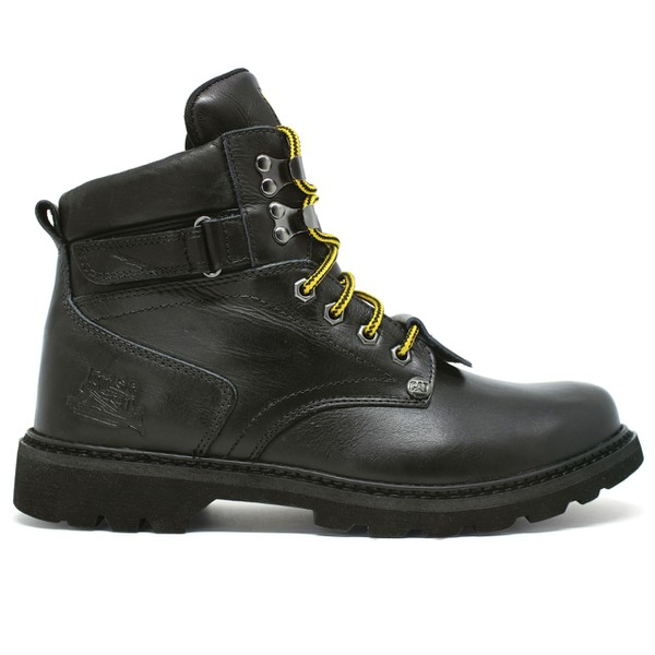 Bota Caterpillar Shift Plus Midnight - Preto