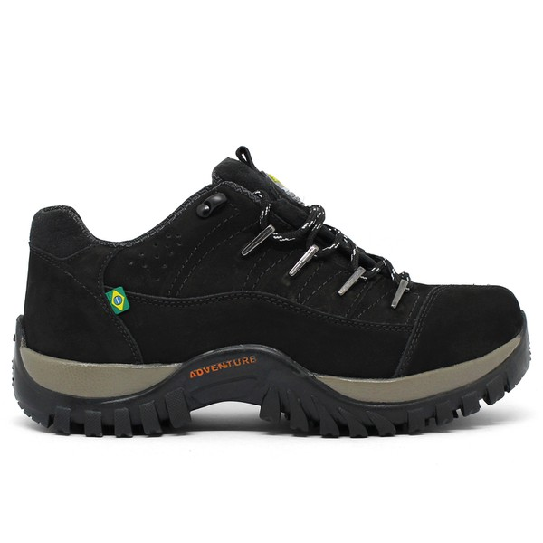 Bota Bell Boots Adventure 4600 - Preto