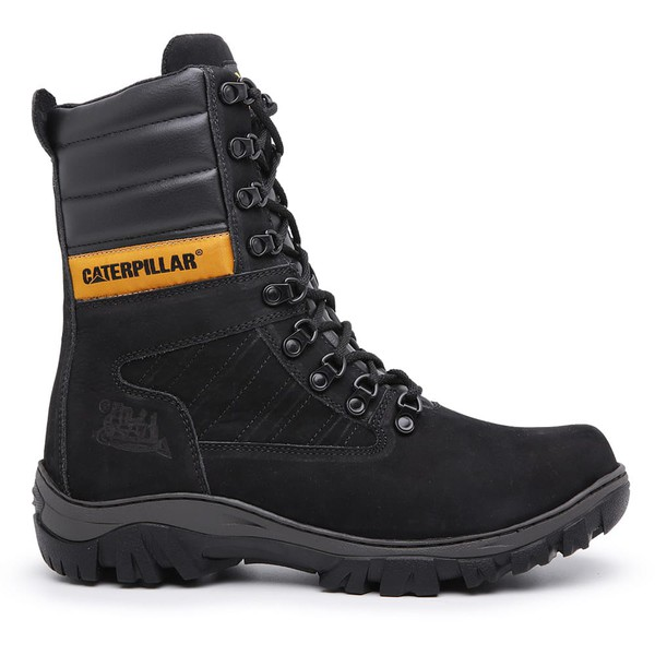 Bota Caterpillar Arizona - Preto