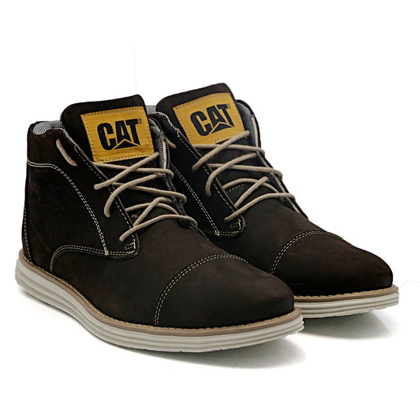 Bota Caterpillar Fox Up - Café