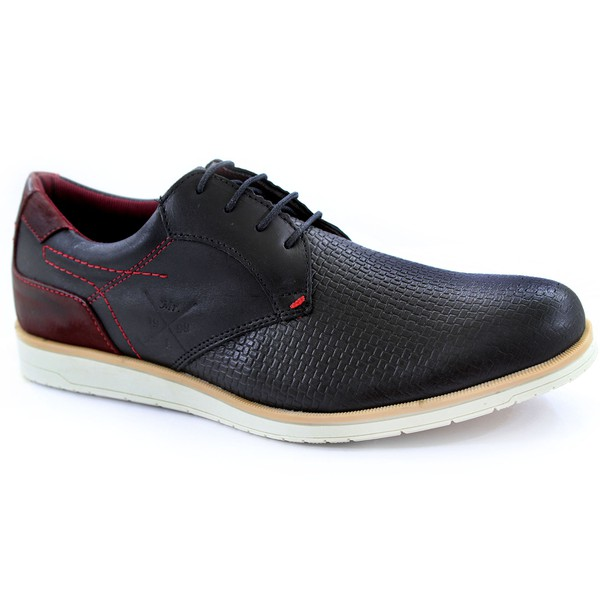 Sapatatênis Tchwm Shoes - Preto Veneza