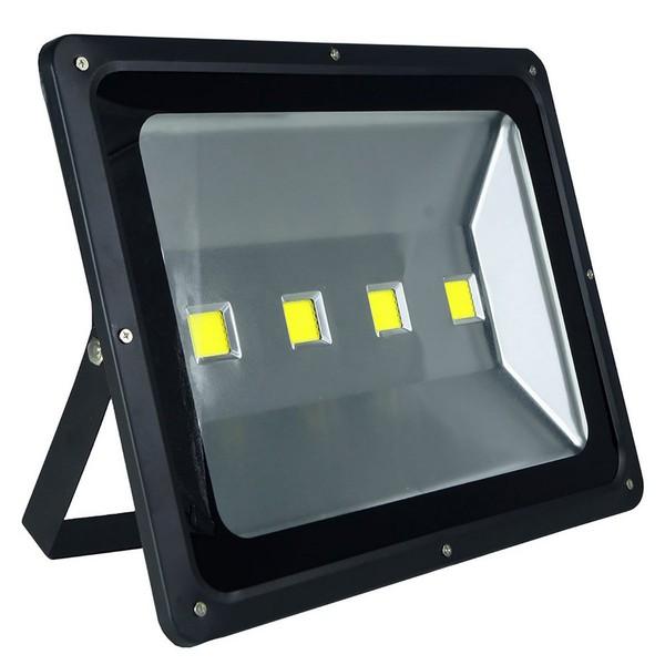 REFLETOR LED 10W PRETO IP 66