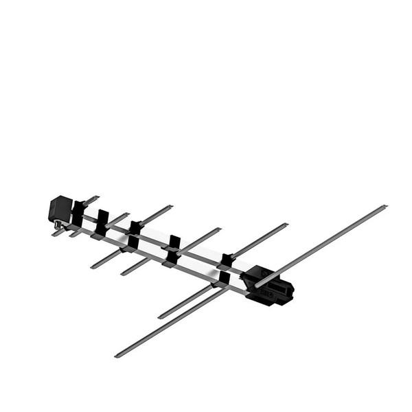 Antena Externa De Tv Log Vhf/Uhf Banda Iii, Iv E V Re218 - Multilaser
