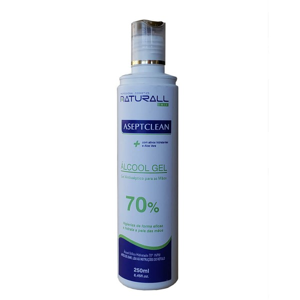 Álcool Gel 70% - 300ml