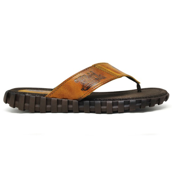 Chinelo Caterpillar Free Time - Cevada