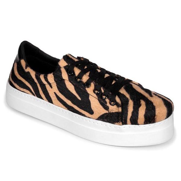 Tênis Zebra Animal Print