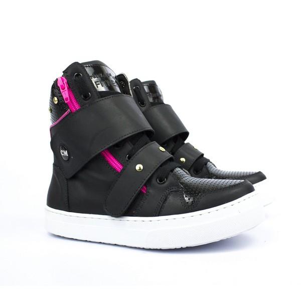 Tênis Sneaker Fiteness Cheia de Marra