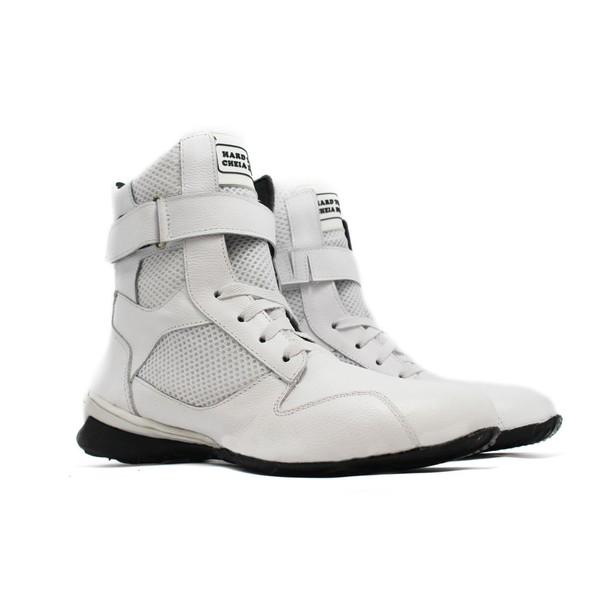 Sneaker Para Academia e Dança Branco