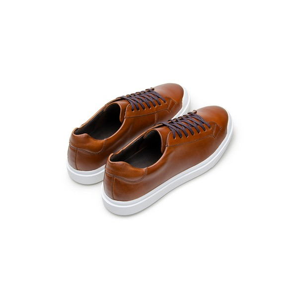 Tênis Casual Masculino CNS 119033 Whisky