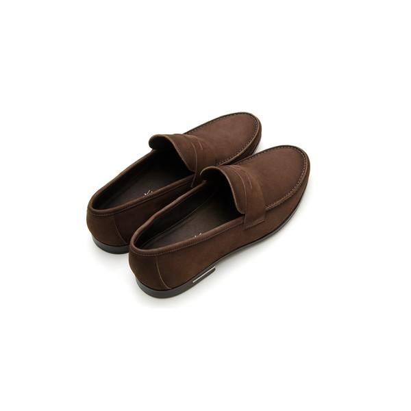Sapato Casual Masculino Mocassim CNS 1115 Marrom