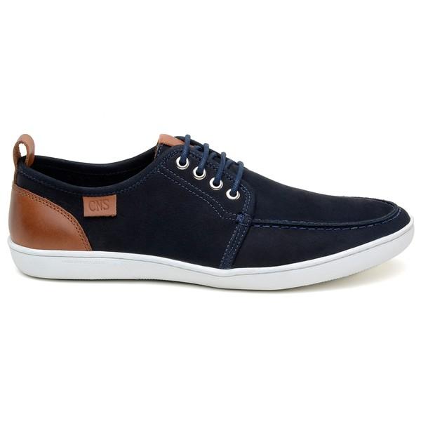 Sapato Casual Masculino CNS Tobias 38 Marinho