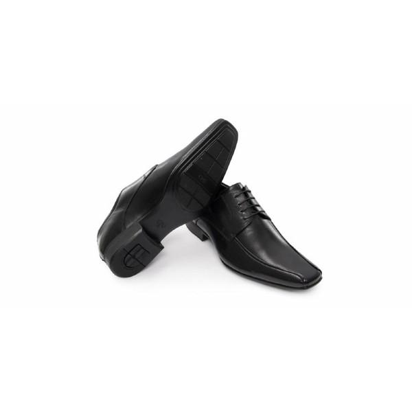 Sapato Social Masculino Derby CNS 40062 Preto