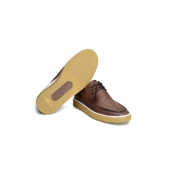 Sapato Casual Masculino CNS 348001 Café