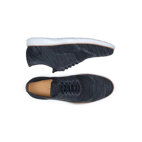 Sapato Casual Masculino Oxford CNS Teartec 06 Preto