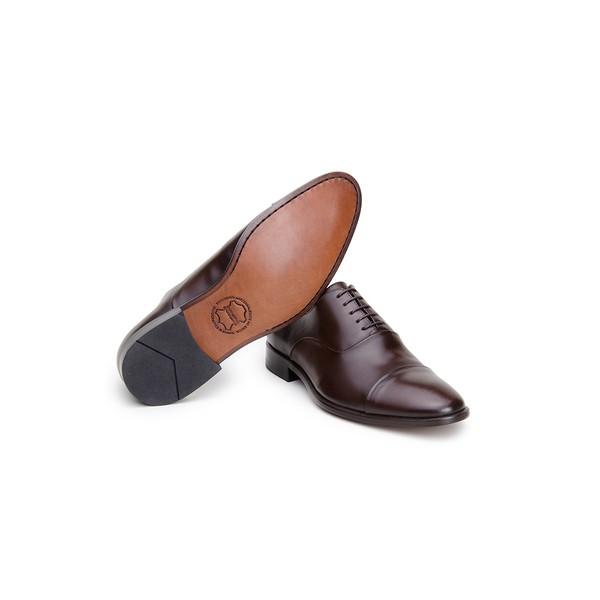 Sapato Social Masculino Oxford CNS 67001 Moss