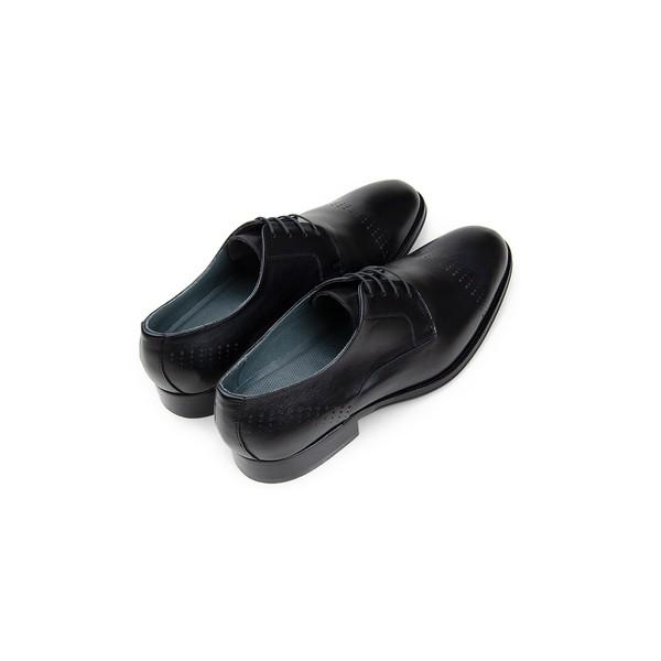 Sapato Social Masculino Derby CNS 334023 Preto