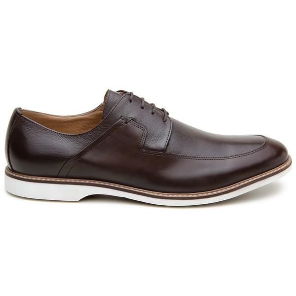 Sapato Casual Masculino Derby CNS 301027 Café