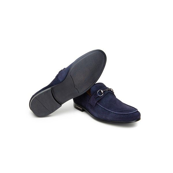 Sapato Casual Masculino Mocassim CNS 1160 Marinho