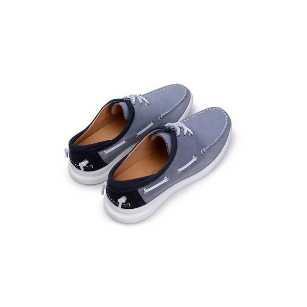 Sapato Casual Masculino Sider CNS Wood 01 Azul