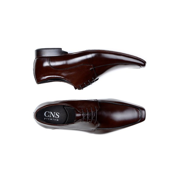 Sapato Social Masculino Derby CNS VET 129 Brown