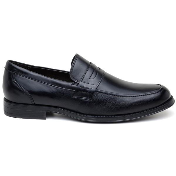 Sapato Social Masculino Mocassim CNS 50003 Preto