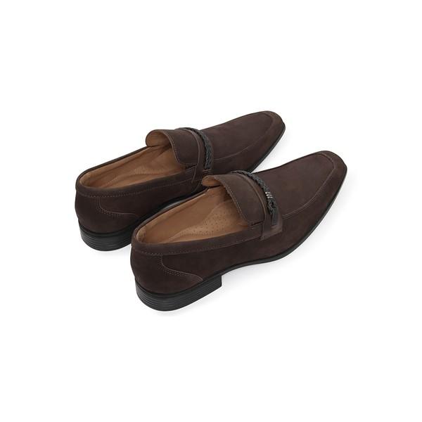 Sapato Casual Masculino Mocassim CNS LZI 008 Café