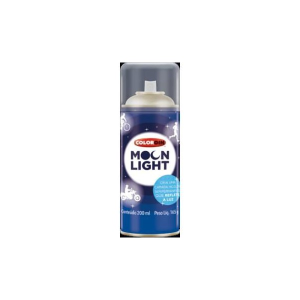 Spray Reflexivo MoonLight 200ml - Colorgin