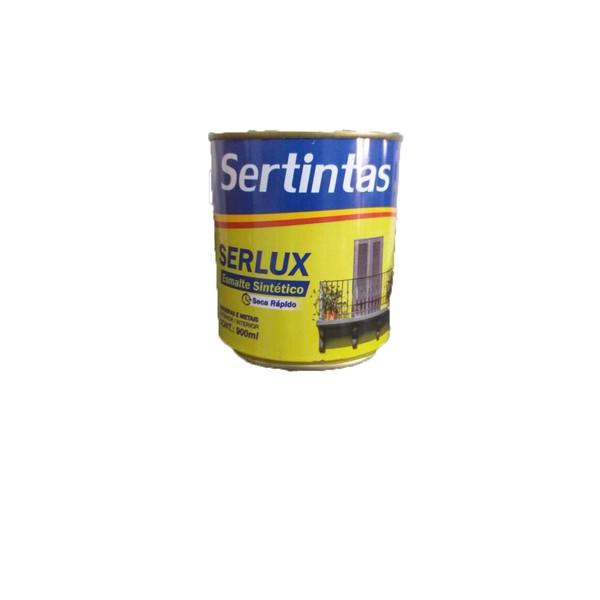 Esmalte Sintético Brilhante (Escolha Cor) 900ml - Serlux