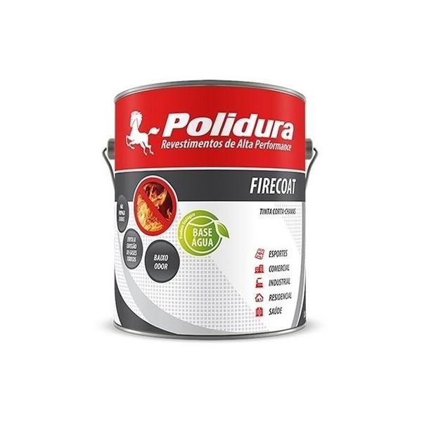 Verniz Corta Chamas Firecoat 3,6L - Renner Polidura