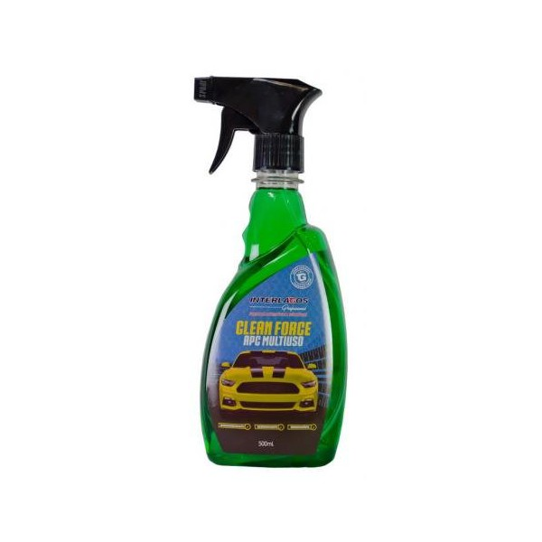 Limpador APC Multi Uso Clean Force 500ml - Interlagos