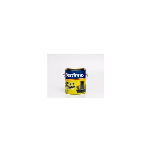 Esmalte Sintético Fosco Branco 3,6L - Serlux