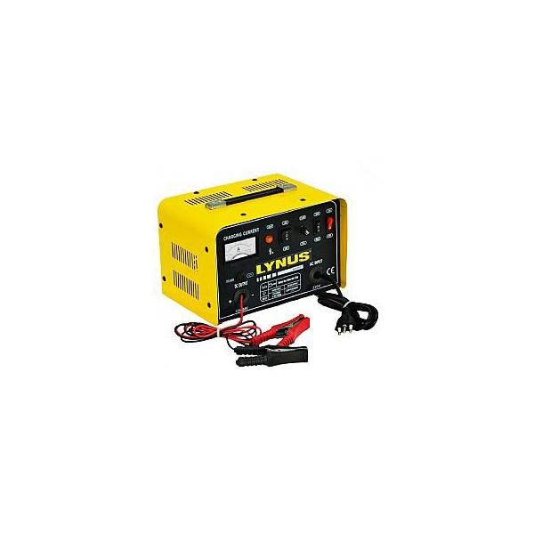 Carregador Portátil de Baterias 150A 12/24 V - LYNUS-LCB-25