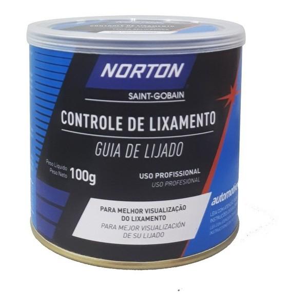 Controle de Lixamento Norton 100g