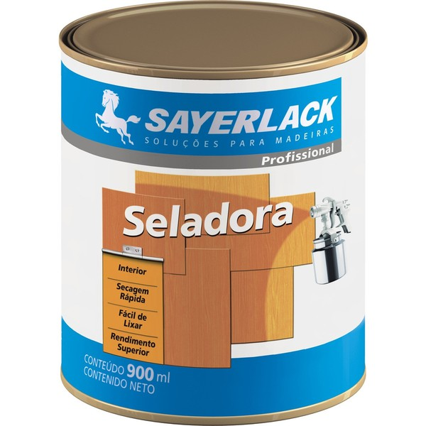 Seladora Extra Para Madeira Sayerlack 900ml