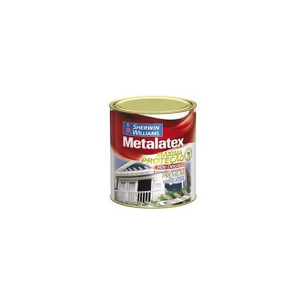 Esmalte Sintético Fosco Metalatex 900ml (Escolha Cor) *