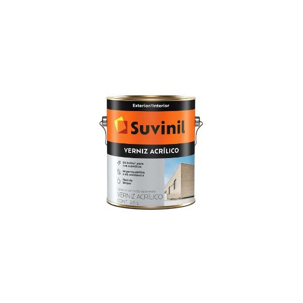 Verniz Acrílico Brilhante Suvinil 3,6L