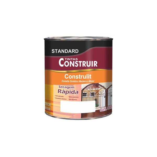 Esmalte Sintético Brilhante (Escolha Cor) 900ml - Construir