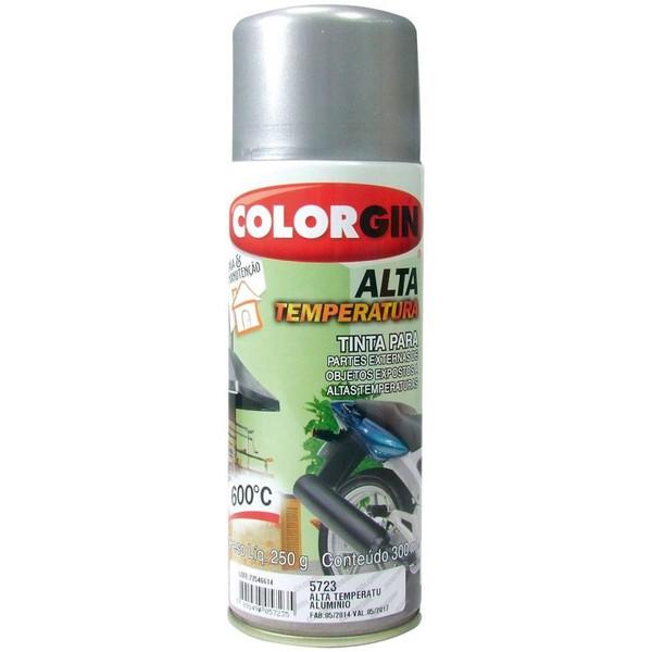 Spray Alta Temperatura (Escolha a Cor) 350ml - Colorgin