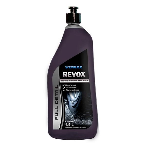 Selante Sintético Para Pneus 1,5L - Revox - Vonixx