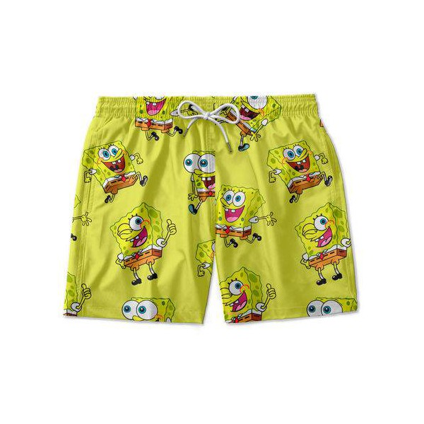 SHORT USE THUCO Bob Sponja