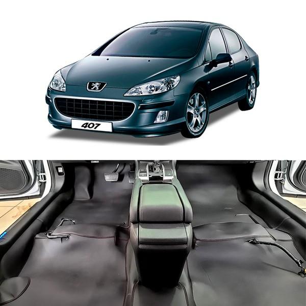 Forração de Assoalho Peugeot 407