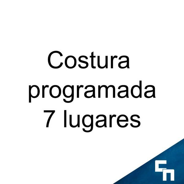 Costura Programada 7 Lugares