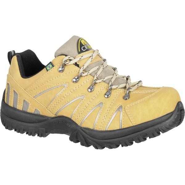 Sapato Adventure Masculina CRshoes Mostarda
