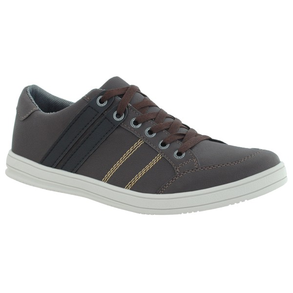 Sapatenis masculino casual CRshoes cafe