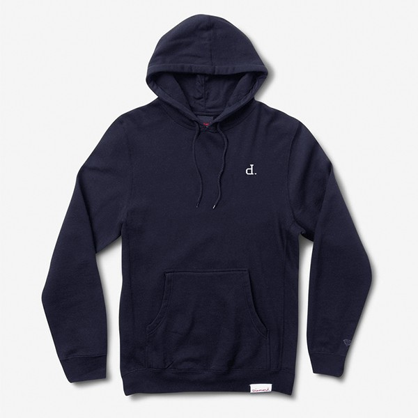SWEATSHIRTS DIAMOND MINI UN POLO NAVY