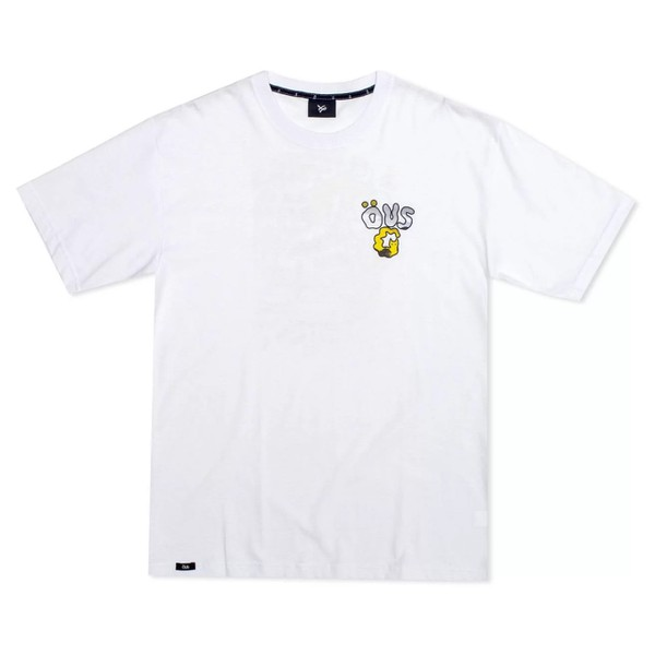 Camiseta Öus Luz Branca