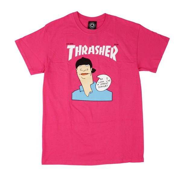 Camiseta Thrasher Gonz Heliconia Pink