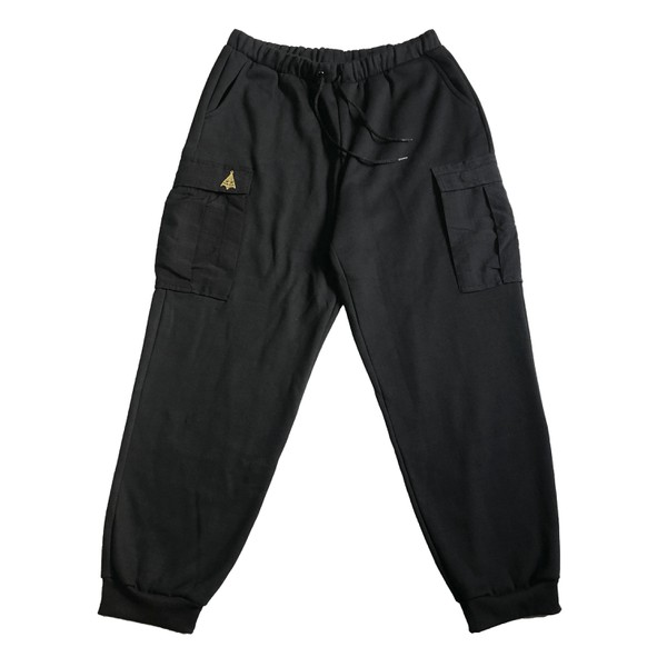 Sweatpants Casa Plena Cargo Black