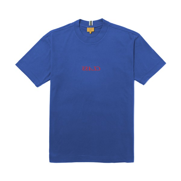 Camiseta Class Inverso Royal