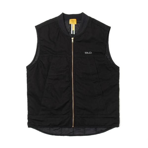 Work Vest Class Black